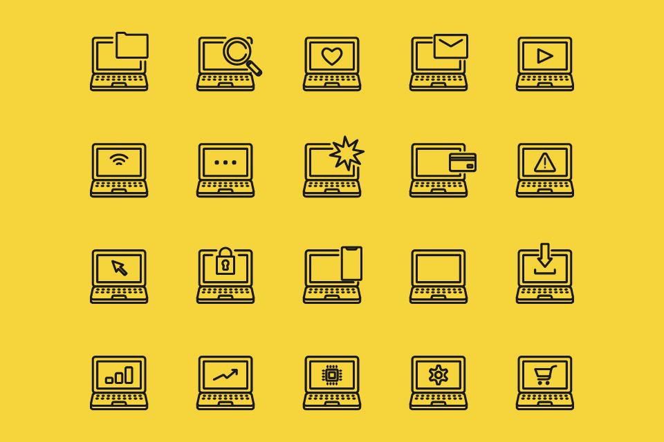 【初心者向け】Webデザインで使うパソコンの選び方
