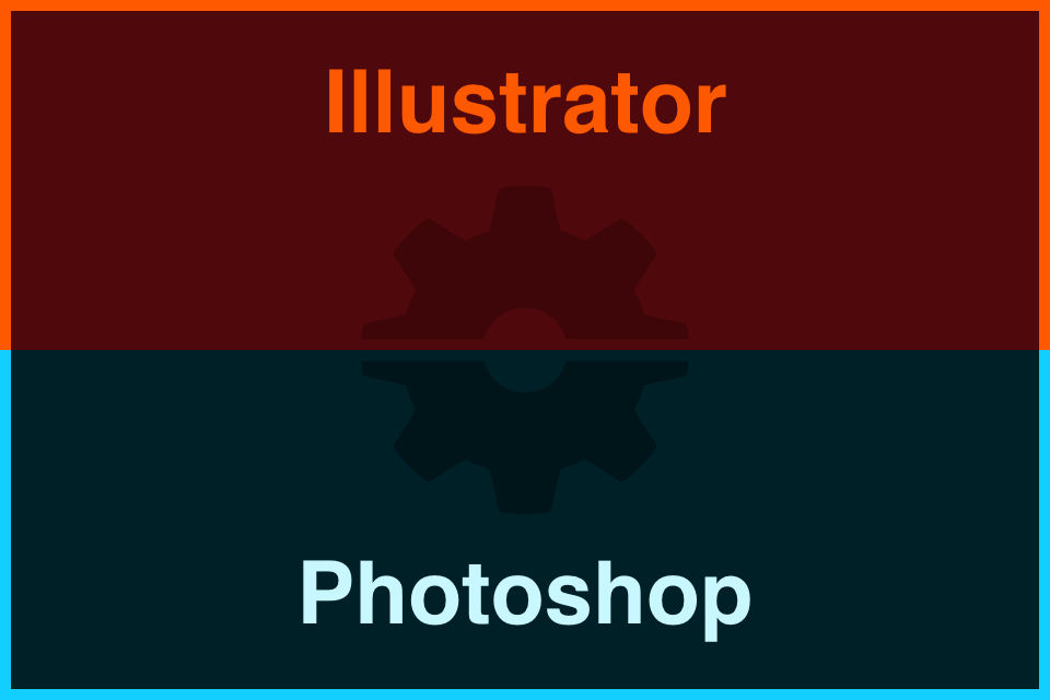 IllustratorとPhotoshopのWebデザイン向け環境設定