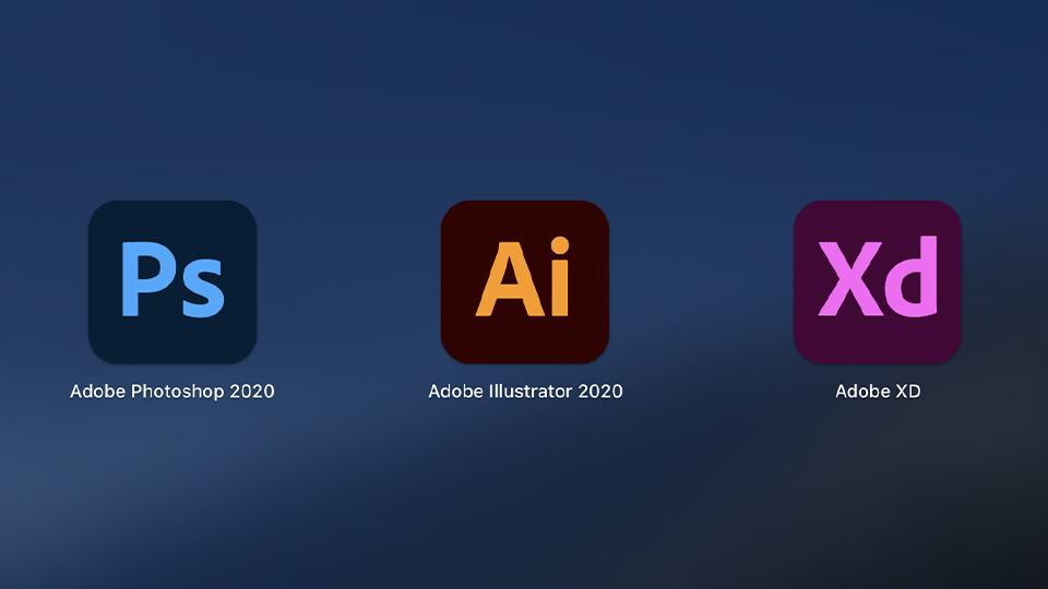 【2020年6月版】Photoshop、Illustrator、XDの気になった新機能