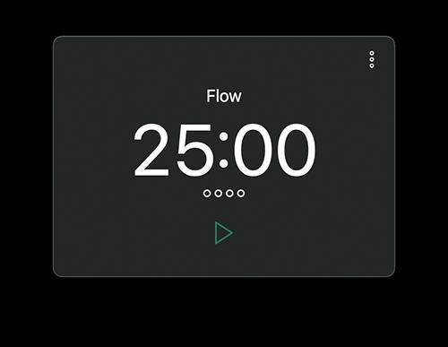 Flowの操作画面